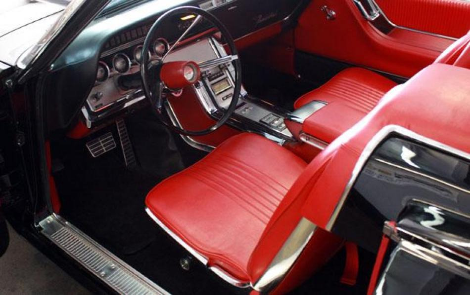 1964 ford thunderbird stock f319 for sale near palm for Ford palm springs motors