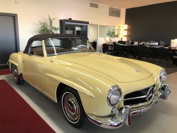 Used-1959-Mercedes-Benz-190SL