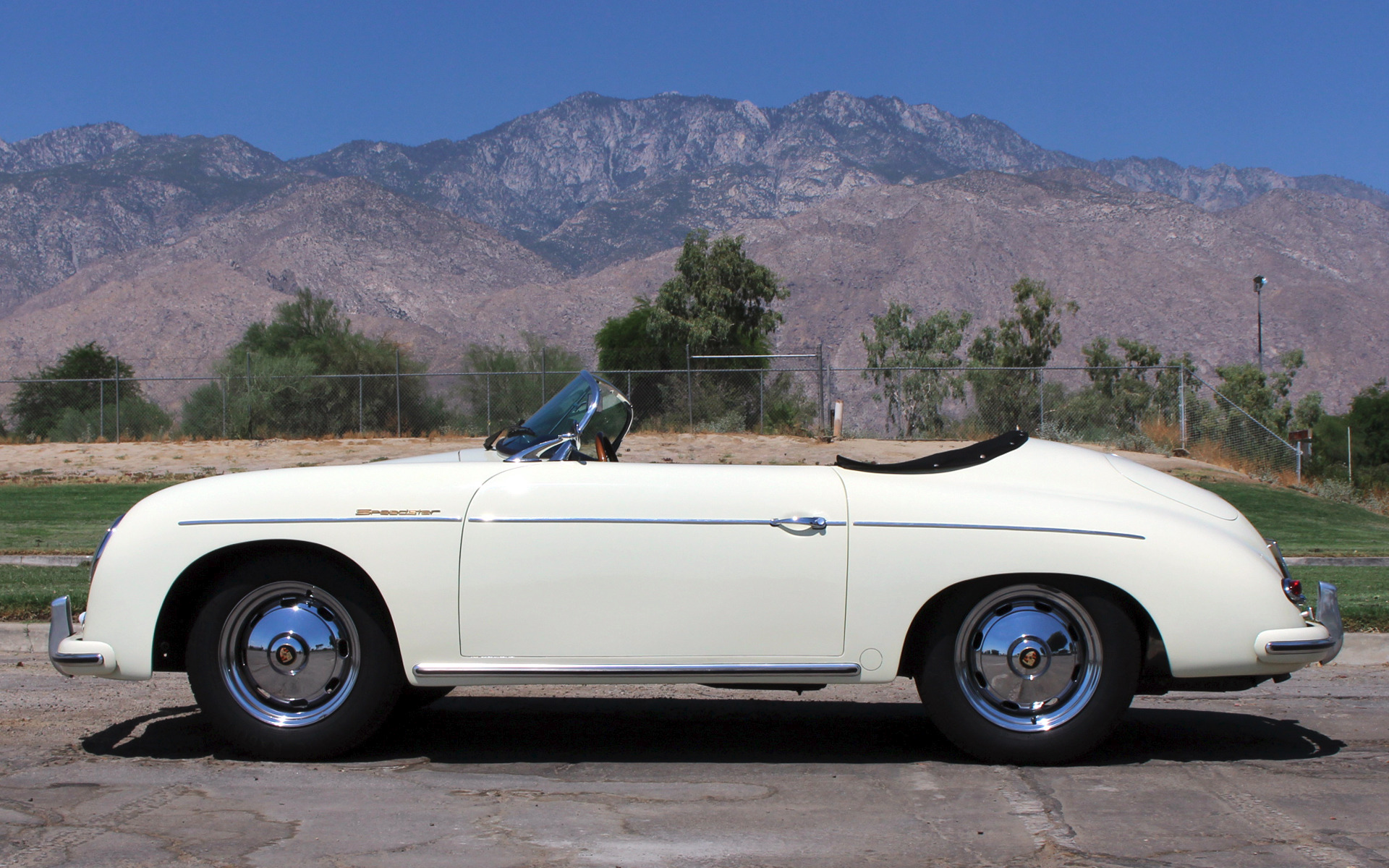 1968 Volkswagen Porsche Speedster Replicar Stock Vw39