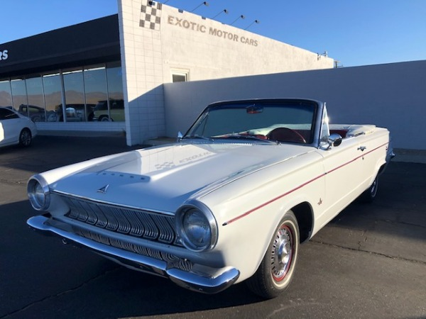 Used 1963 Dodge Dart GT  | Palm Springs, CA