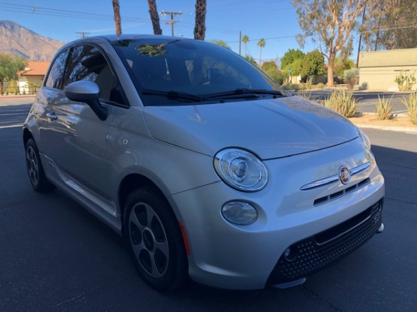 Used 2013 FIAT 500e  | Palm Springs, CA