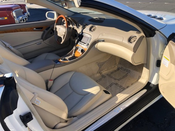Used-2005-Mercedes-Benz-SL-Class-SL-500