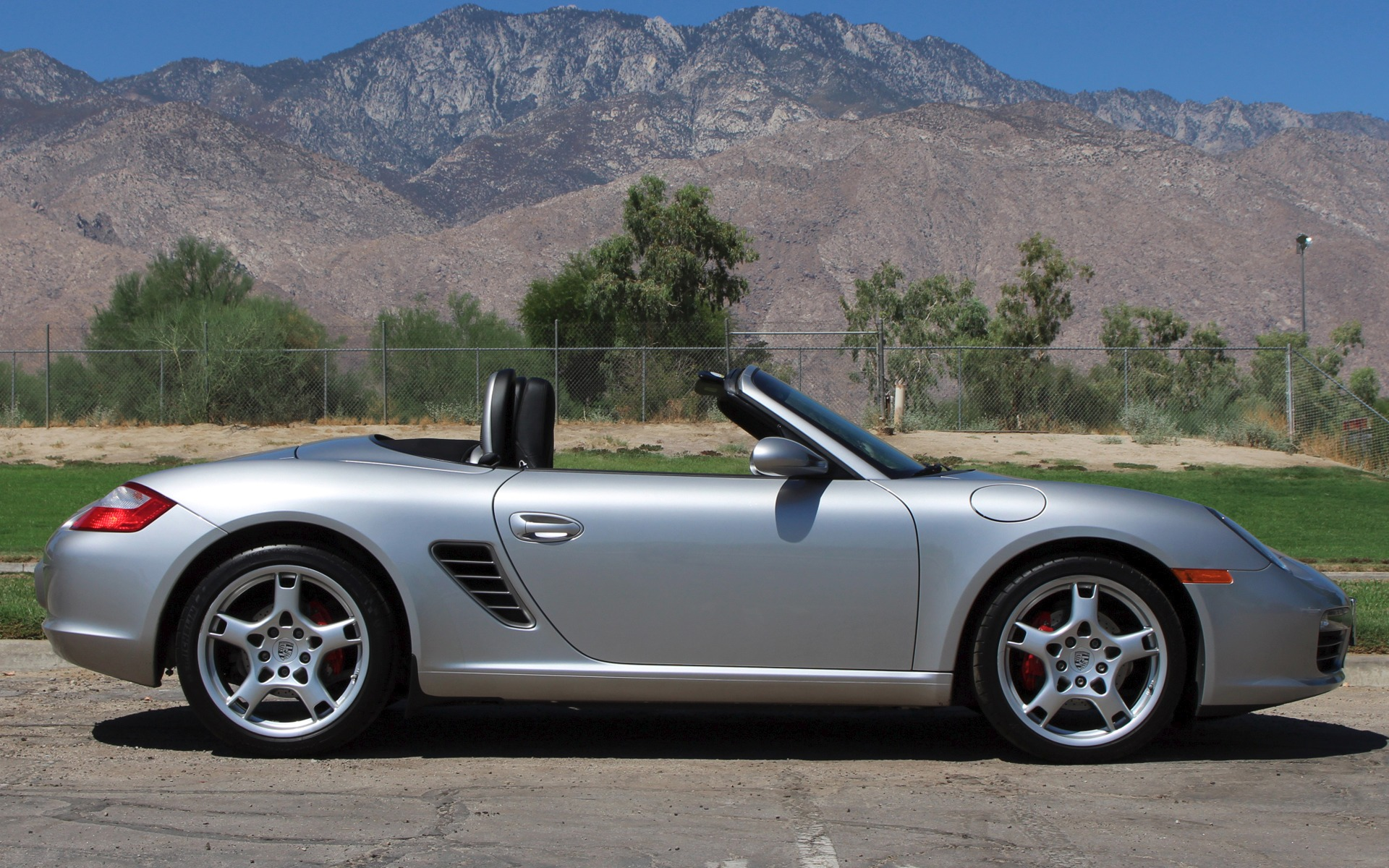 2005 porsche boxster s cabriolet stock po237 for sale for Exotic motor cars palm springs ca