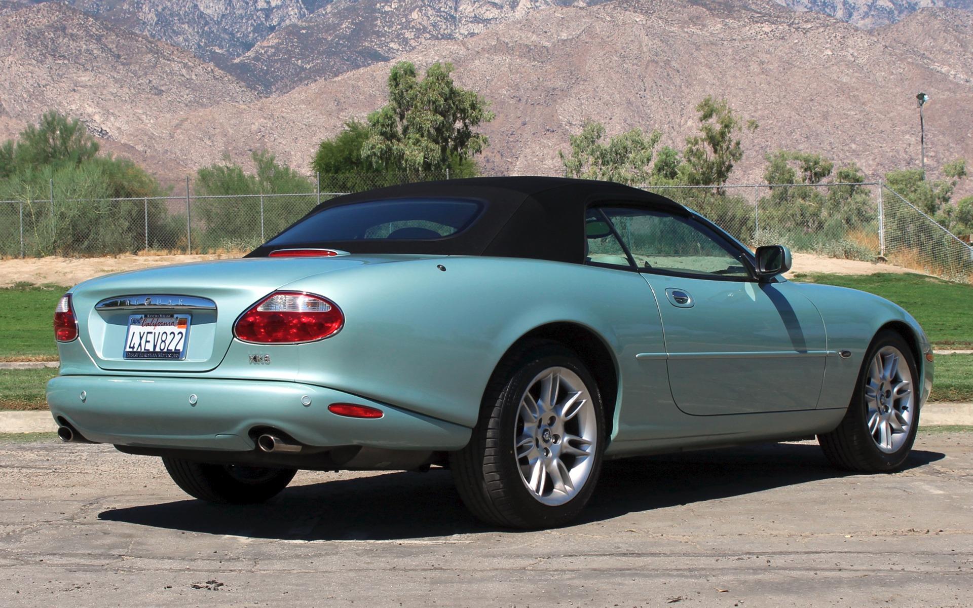 2002 Jaguar XK-Series XK8 Stock # JO240 for sale near Palm Springs, CA | CA Jaguar Dealer