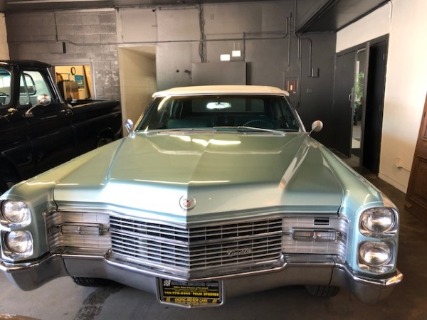 Used 1966 Cadillac Eldorado  | Palm Springs, CA