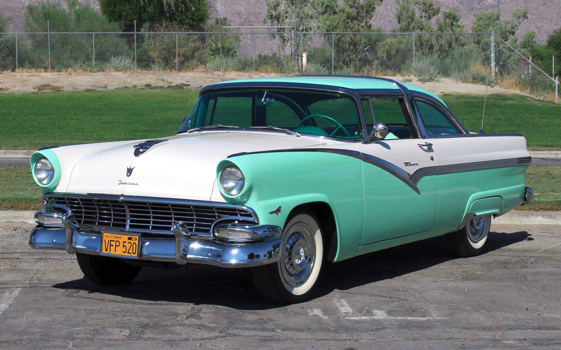 Used 1956 ford fairlane crown victoria