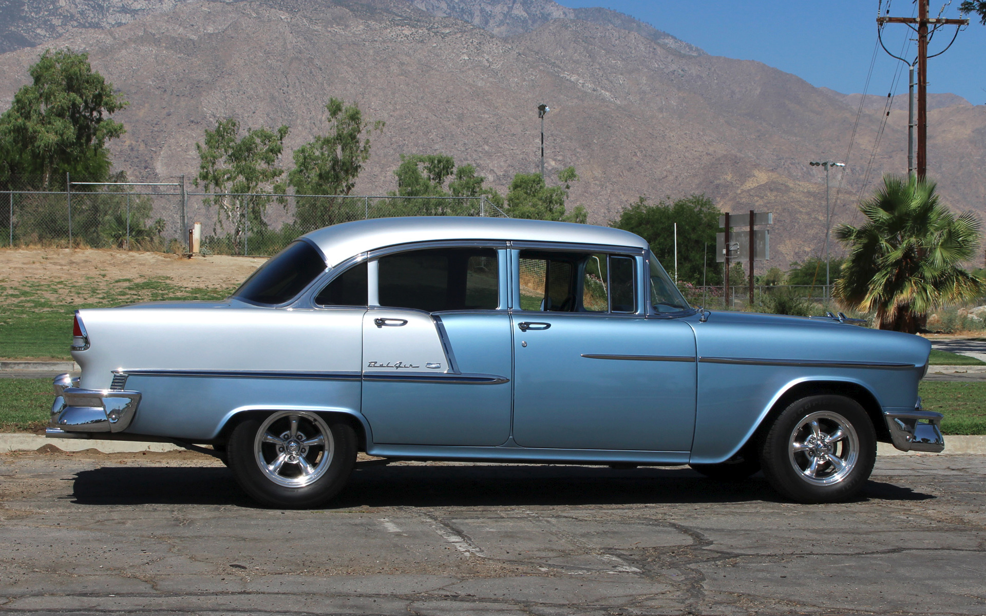 1955 Chevrolet Bel Air Stock Ch255 For Sale Near Palm Springs Ca Ca Chevrolet Dealer