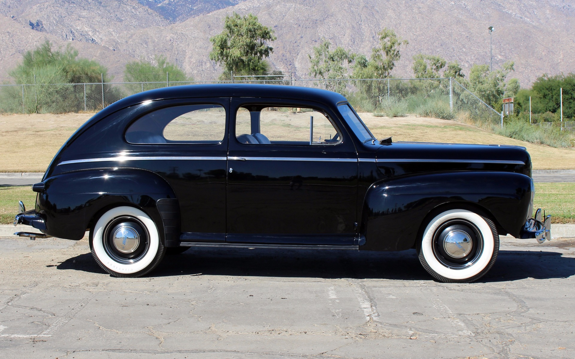 1942 Ford Deluxe Coupe Stock F342 For Sale Near Palm Springs Ca