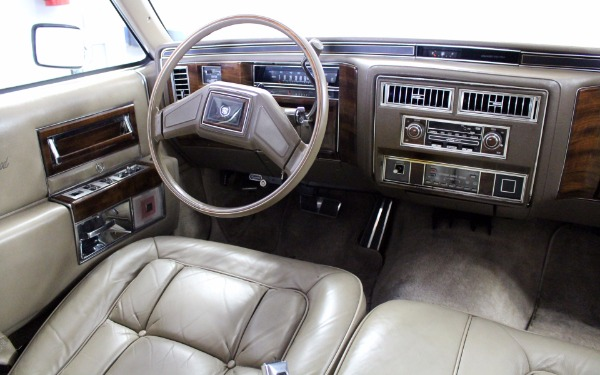 1986 Cadillac Fleetwood Stock Ca426 For Sale Near Palm