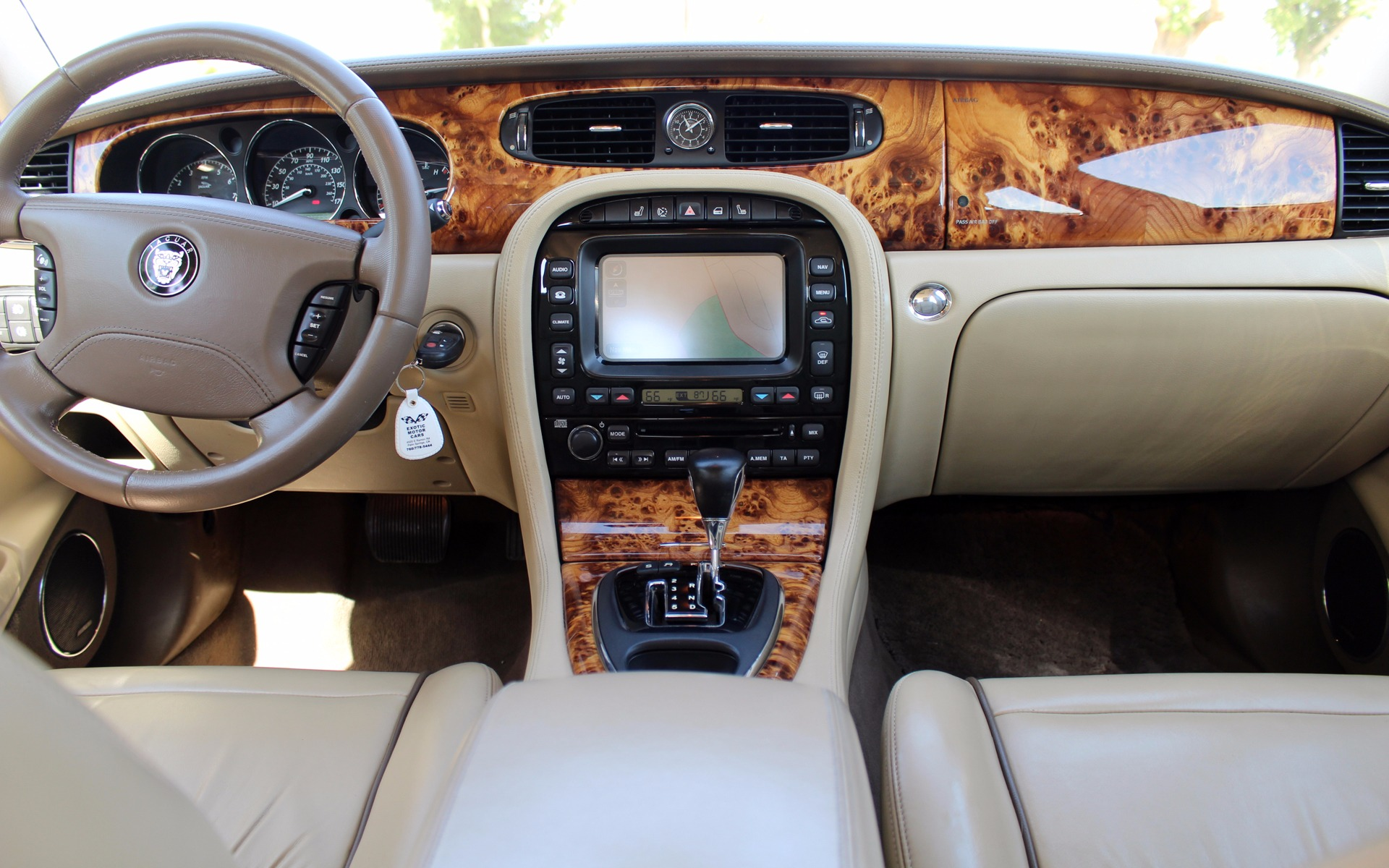 Used 2007 Jaguar XJ Series Vanden Plas