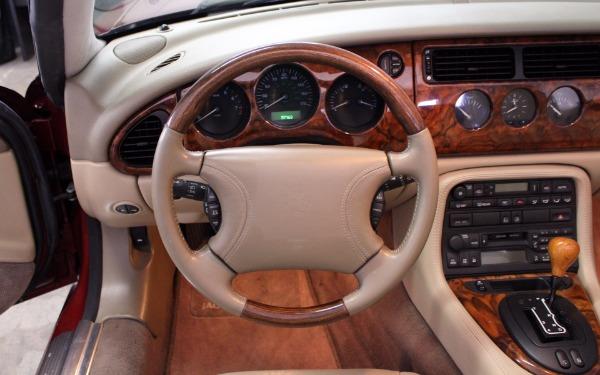 1999 Jaguar Xk Series Xk8 Stock Jo234 For Sale Near Palm