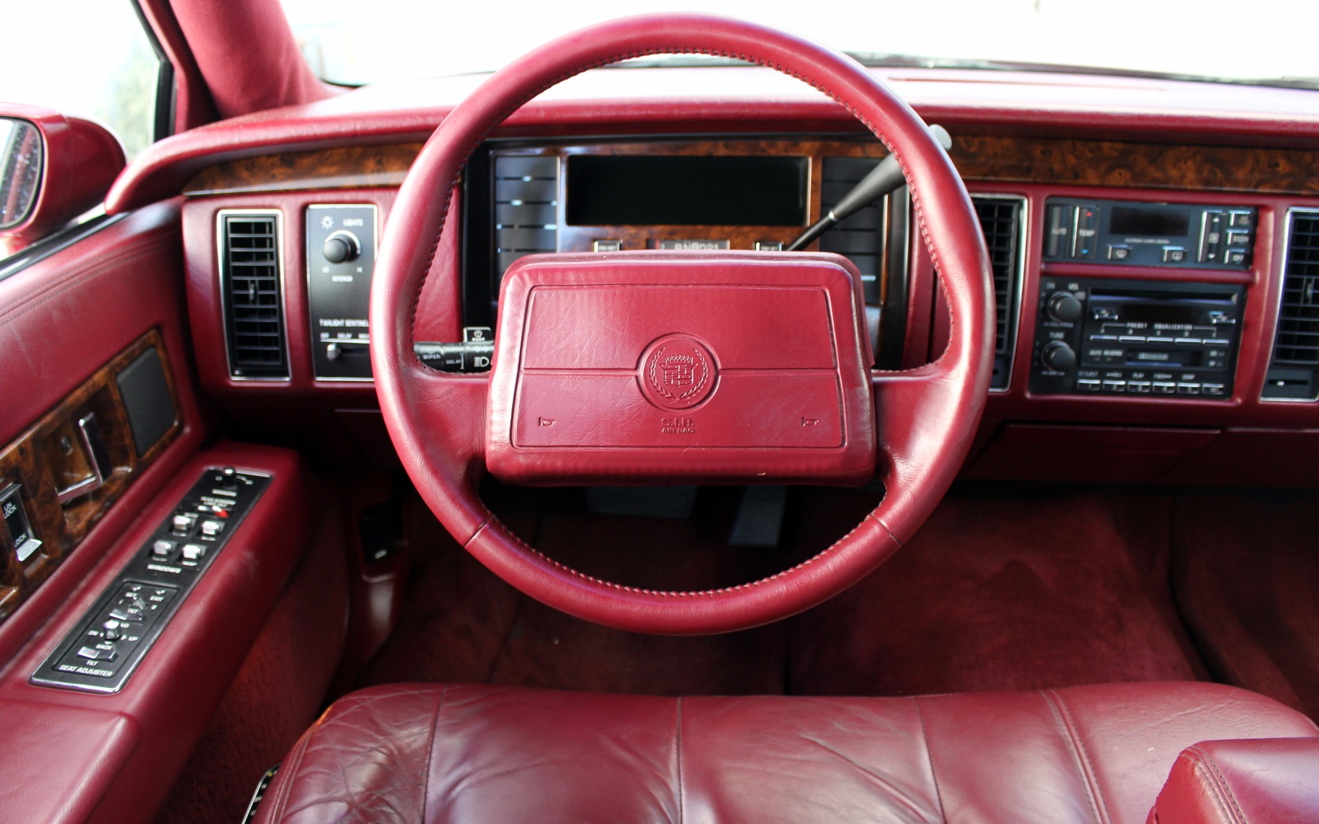 1993 Cadillac Fleetwood Brougham Stock # CA425 for sale ...