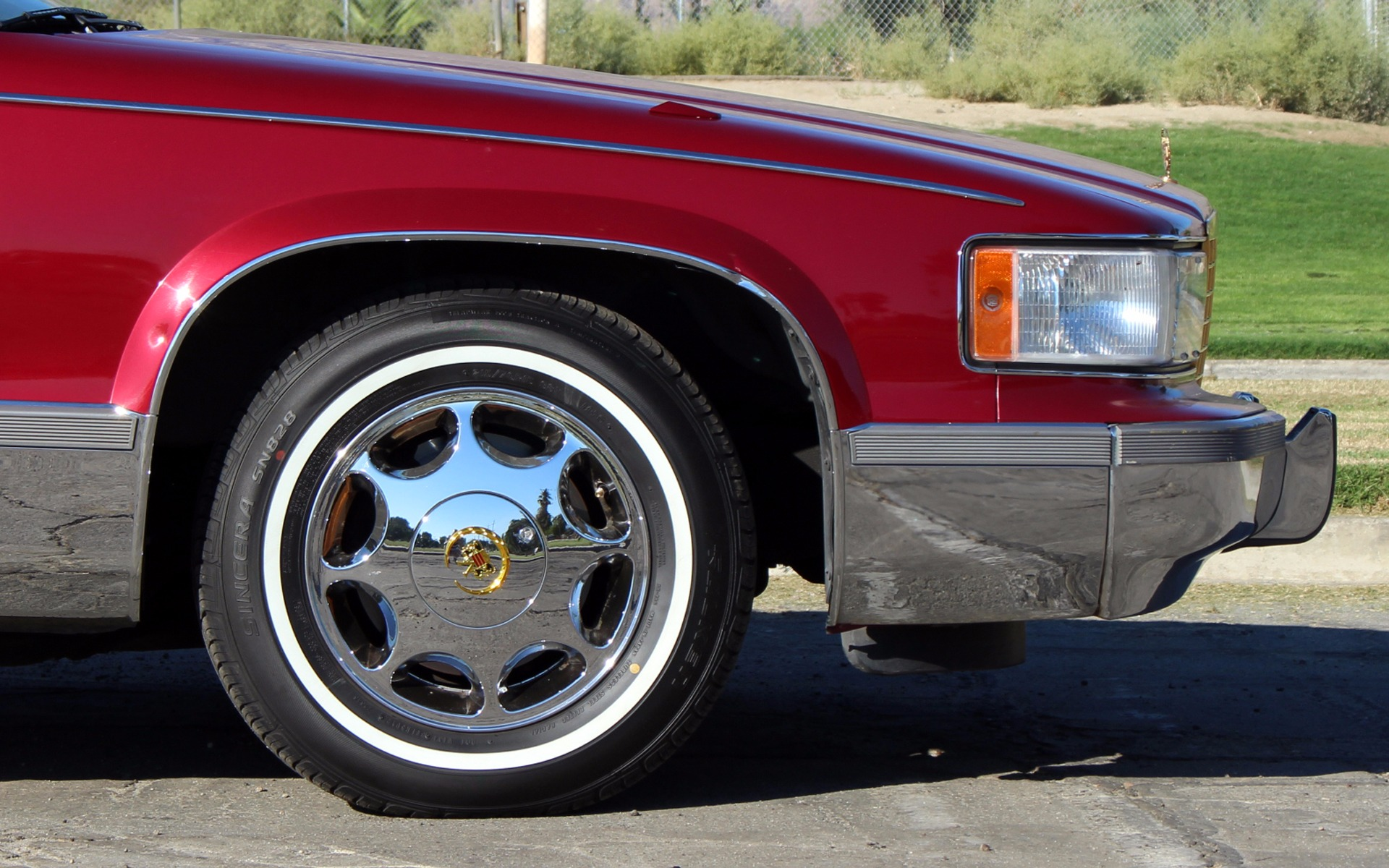 1993 Cadillac Fleetwood Brougham Stock # CA425 for sale near Palm ...