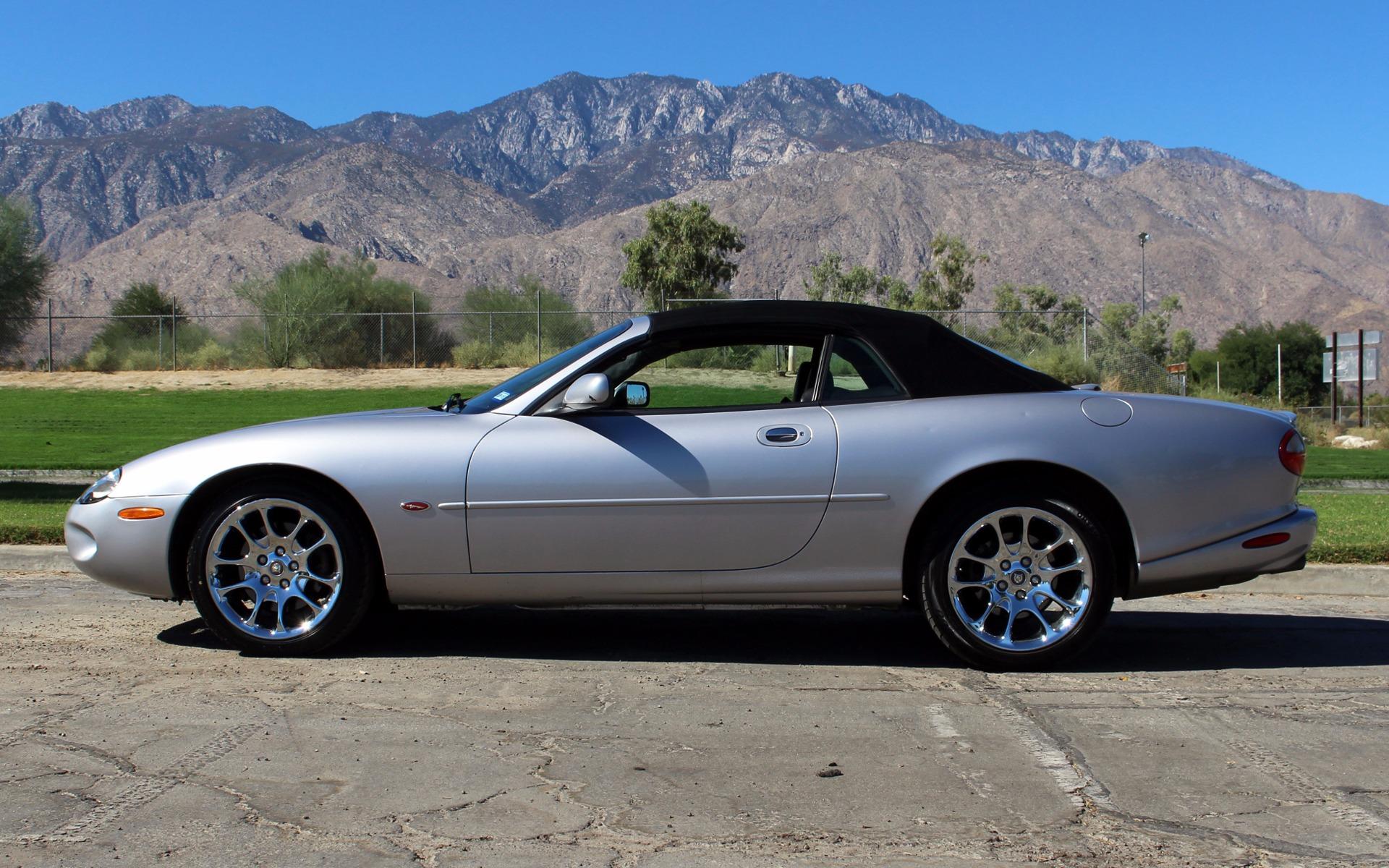 2000 Jaguar XKR Stock # JO235 for sale near Palm Springs, CA   CA ...