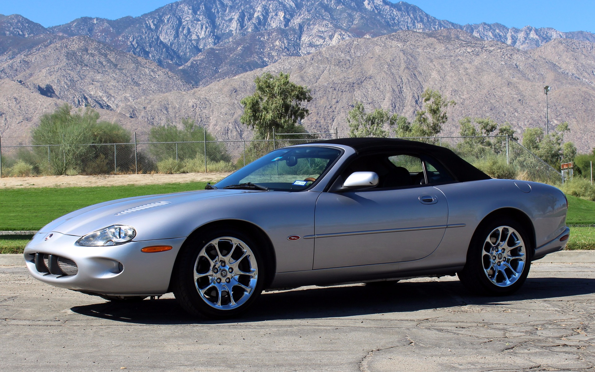 2000 jaguar xkr stock jo235 for sale near palm springs ca ca jaguar dealer. Black Bedroom Furniture Sets. Home Design Ideas