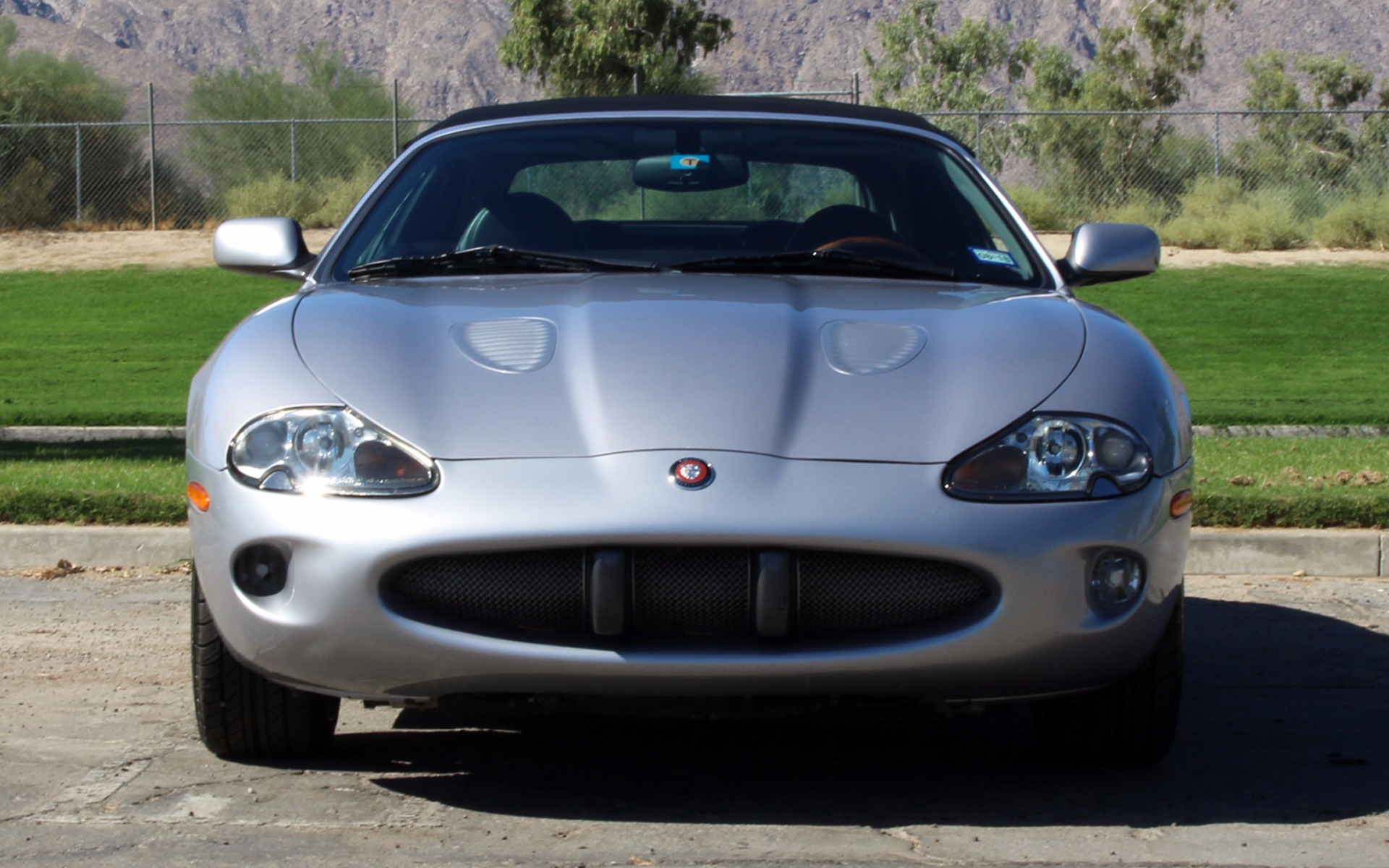 2000 Jaguar XKR Stock JO235 for sale near Palm Springs CA
