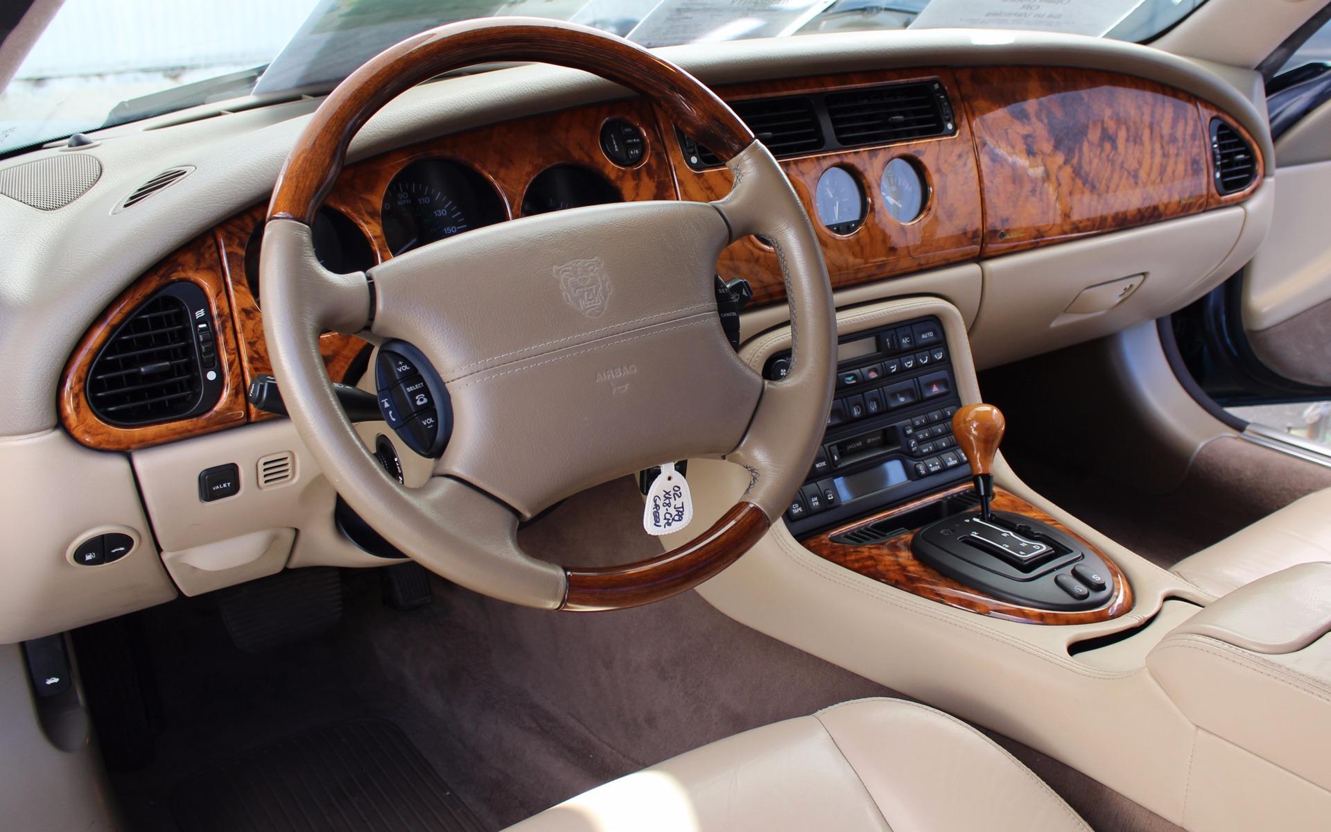 2002 Jaguar XK-Series XK8 Stock # JO237 for sale near Palm