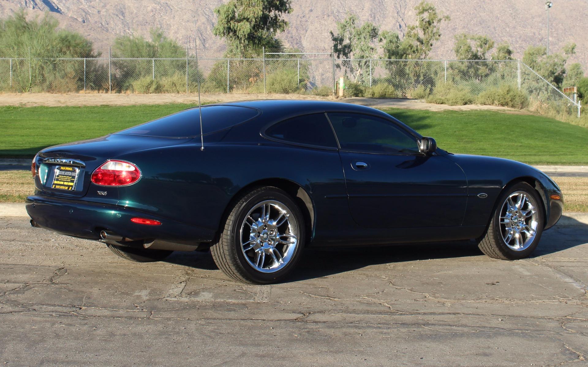 2002 Jaguar Xk Series Xk8 Stock Jo237 For Sale Near Palm