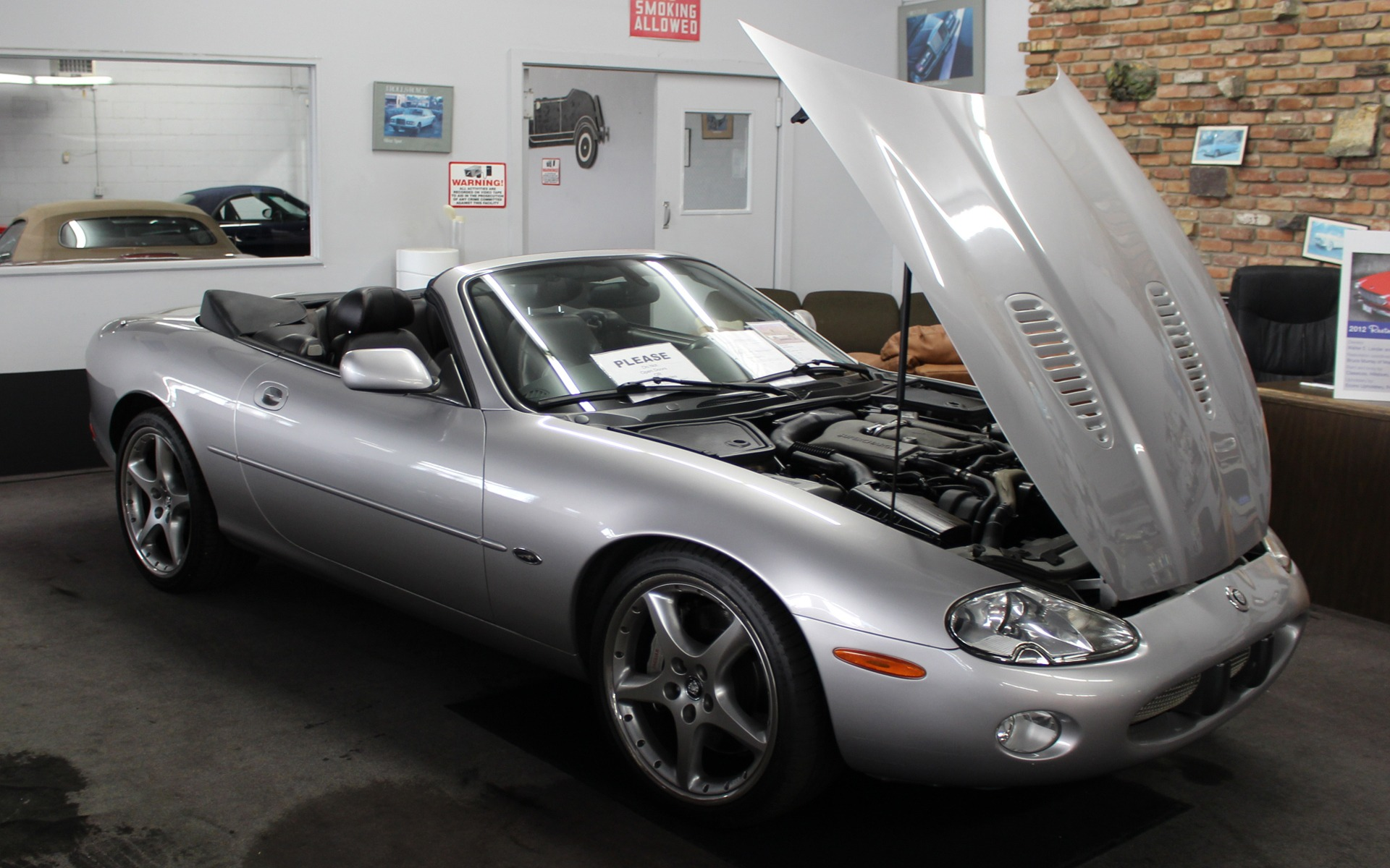 few clockwork who also xjs likely regular like classic shown jaguar low articles interest he customer used had groovecar classics acquiring the a kept of prospects mileage names trade in convertible just