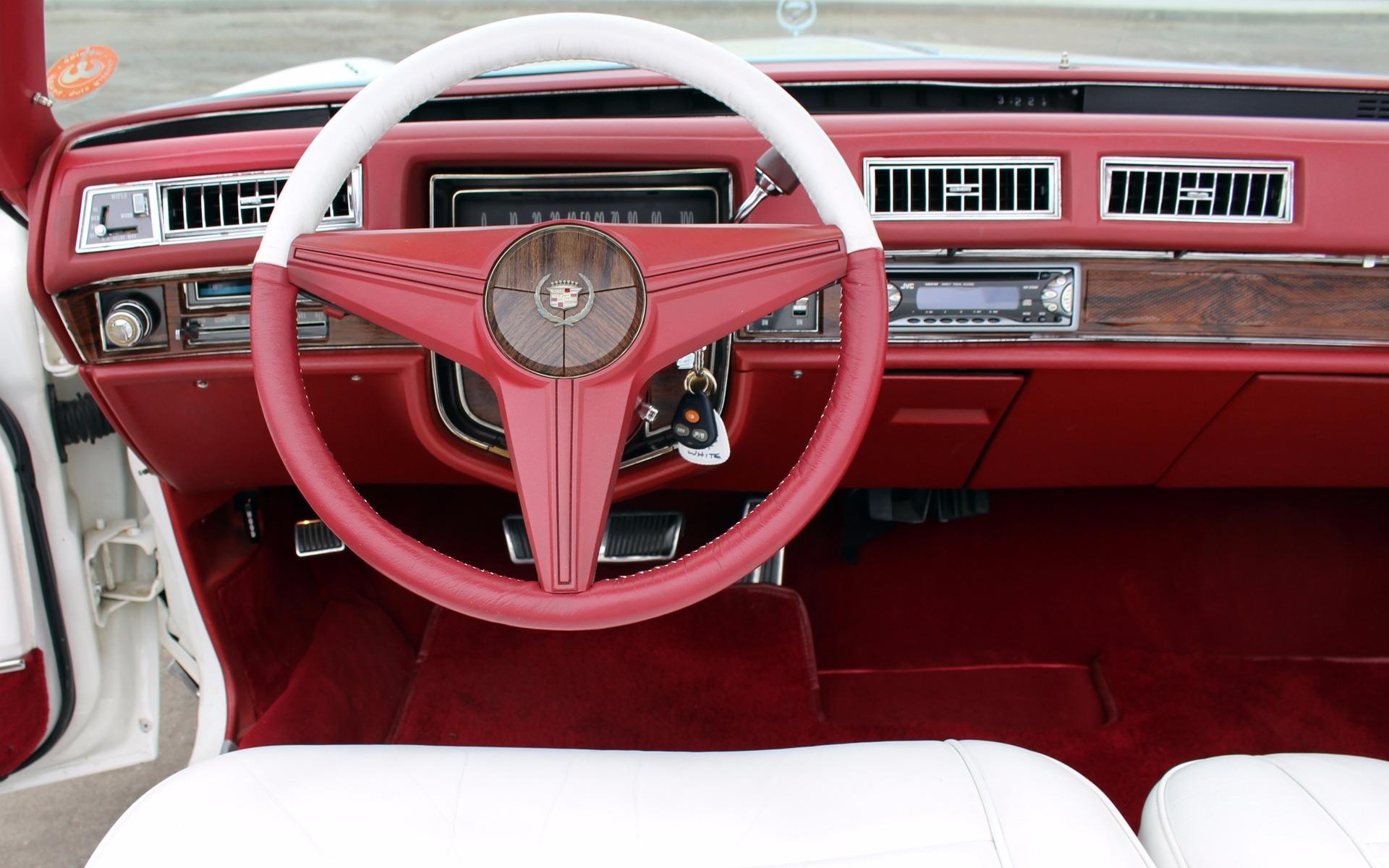 1976 Cadillac Eldorado Stock # CA427 for sale near Palm ...