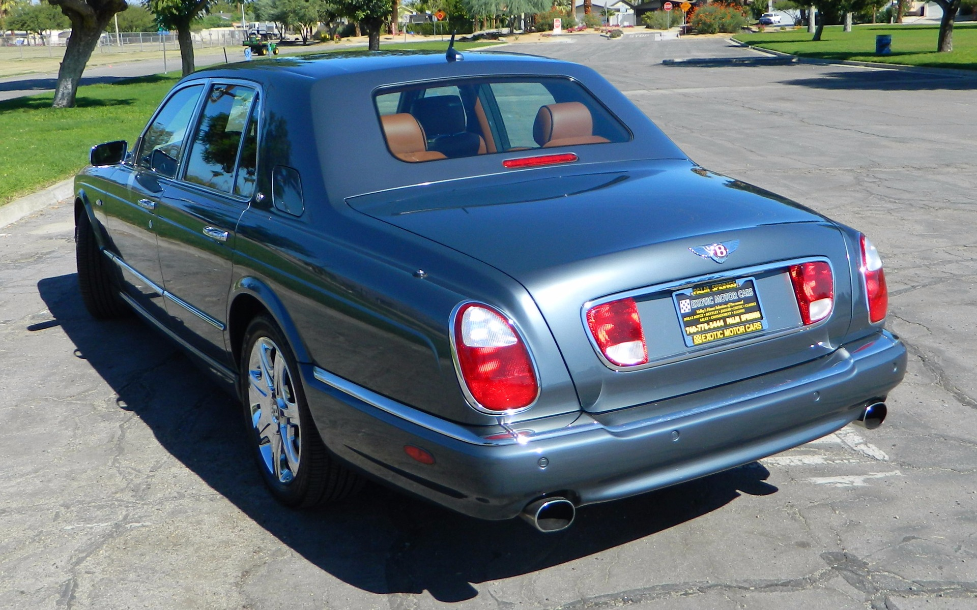 2006 bentley arnage r stock # be116 for sale near palm springs, ca