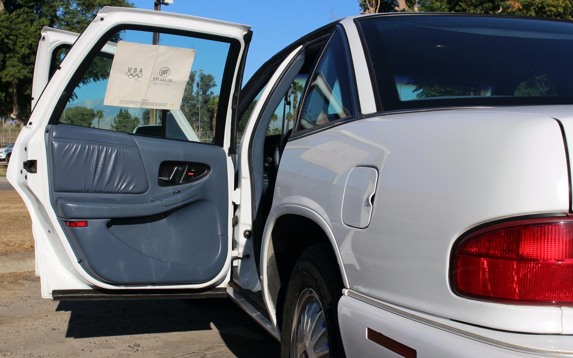 1996 Buick Regal Custom Stock Bu43 For Sale Near Palm