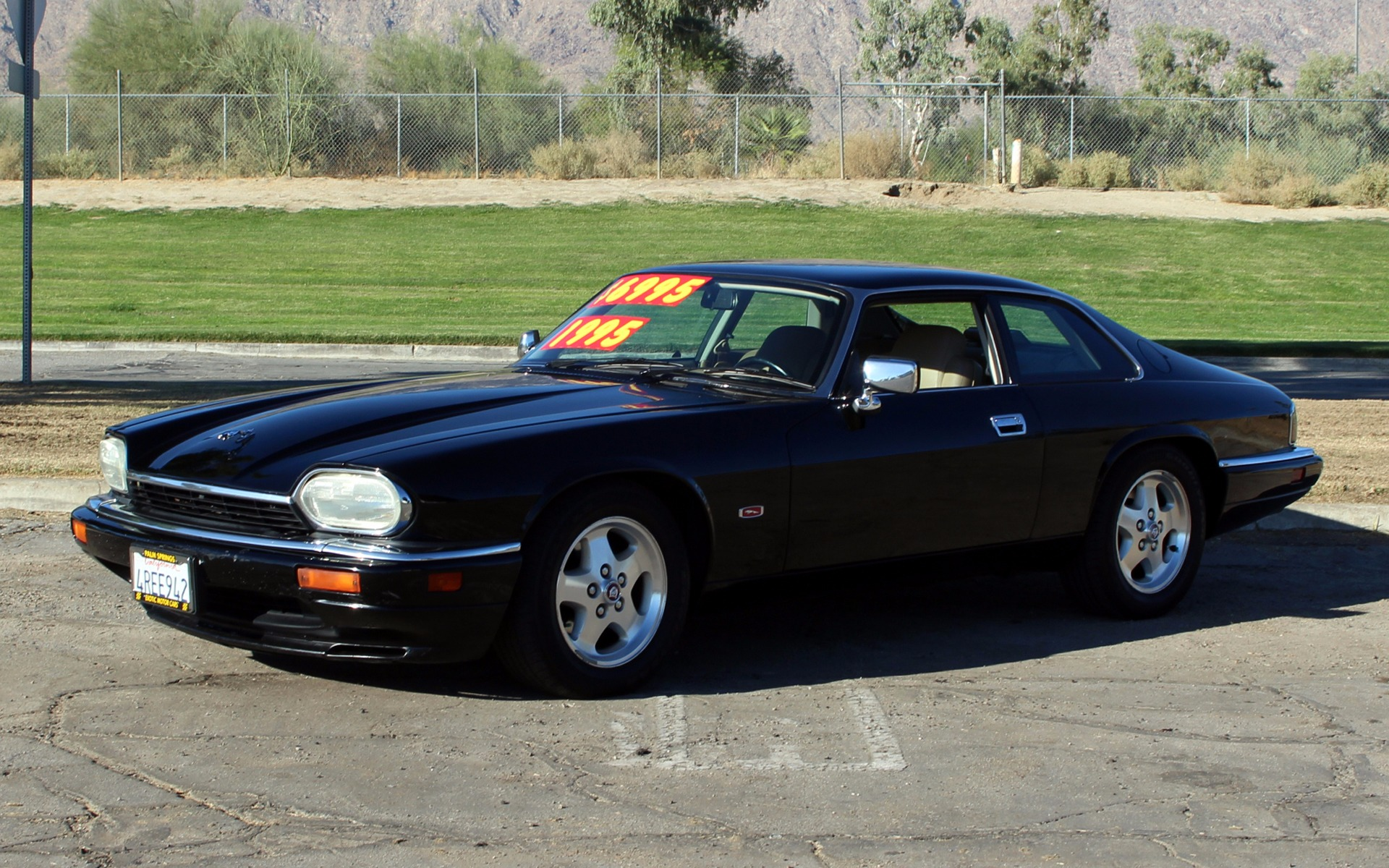 Superior Used 1995 Jaguar XJ Series XJS