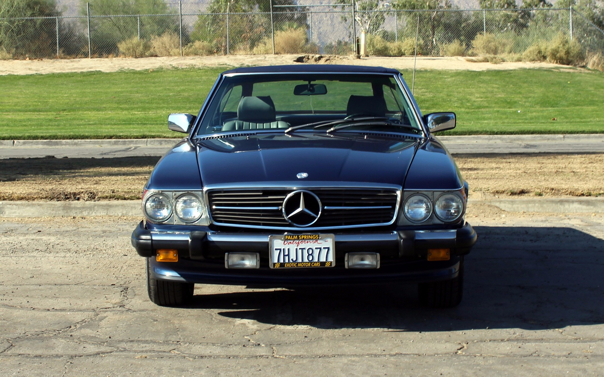 1989 Mercedes Benz 560 Class 560 Sl Stock M893 For Sale