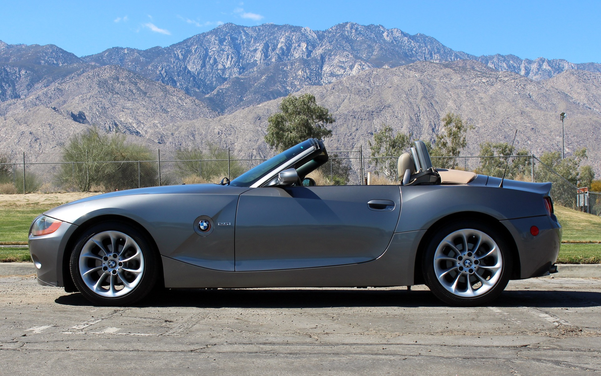 2003 Bmw Z4 2 5i Stock Bm156 For Sale Near Palm Springs