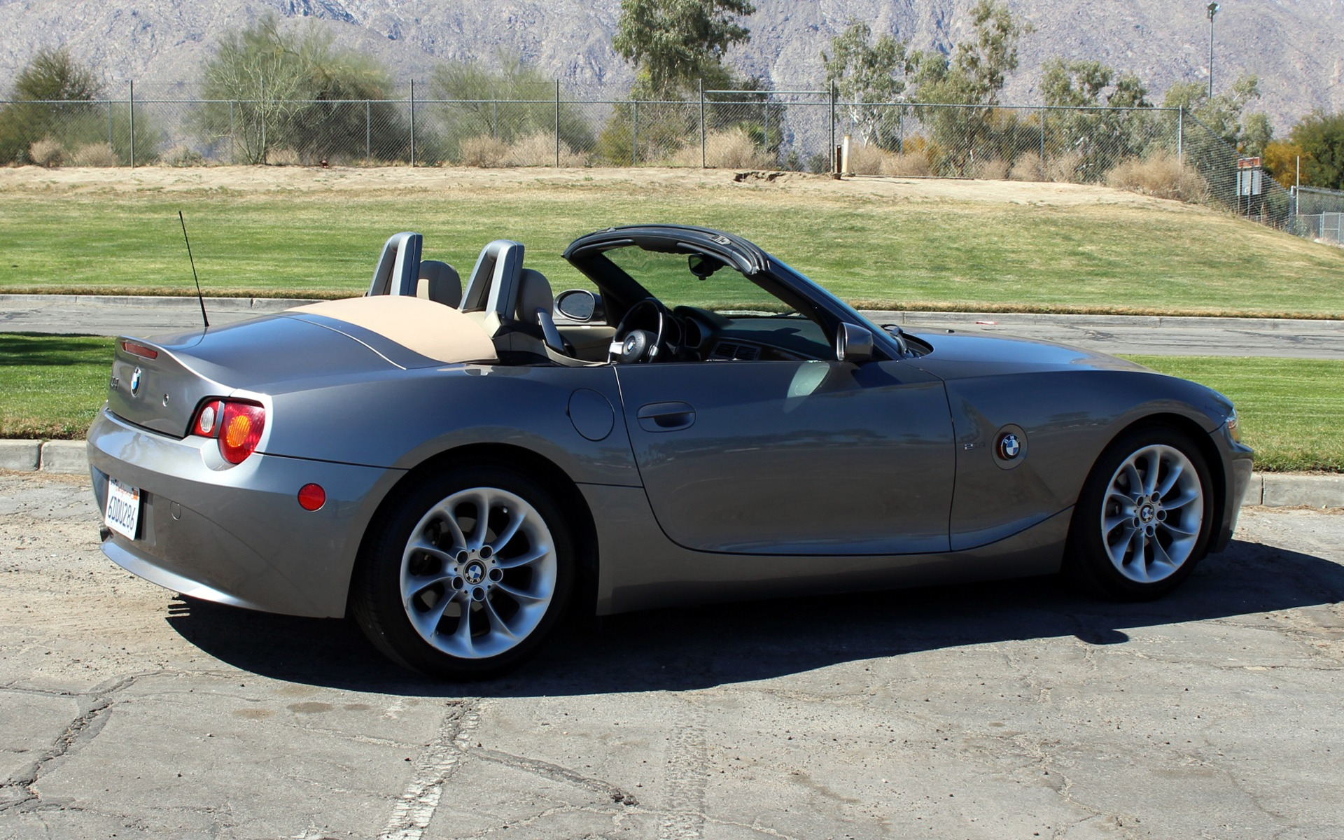 2003 bmw z4 stock bm156 for sale near palm springs ca ca bmw dealer. Black Bedroom Furniture Sets. Home Design Ideas