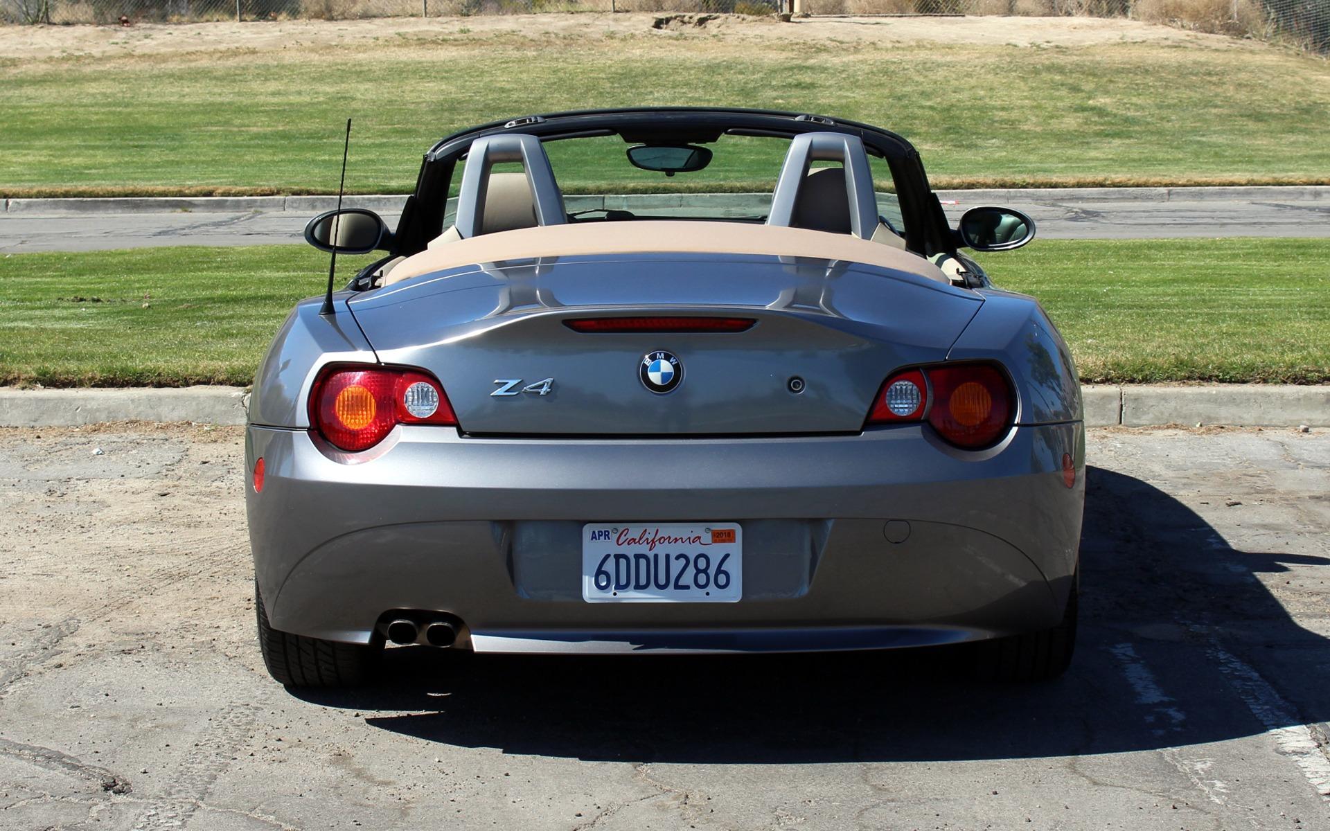 2003 Bmw Z4 2 5i Stock Bm156 For Sale Near Palm Springs