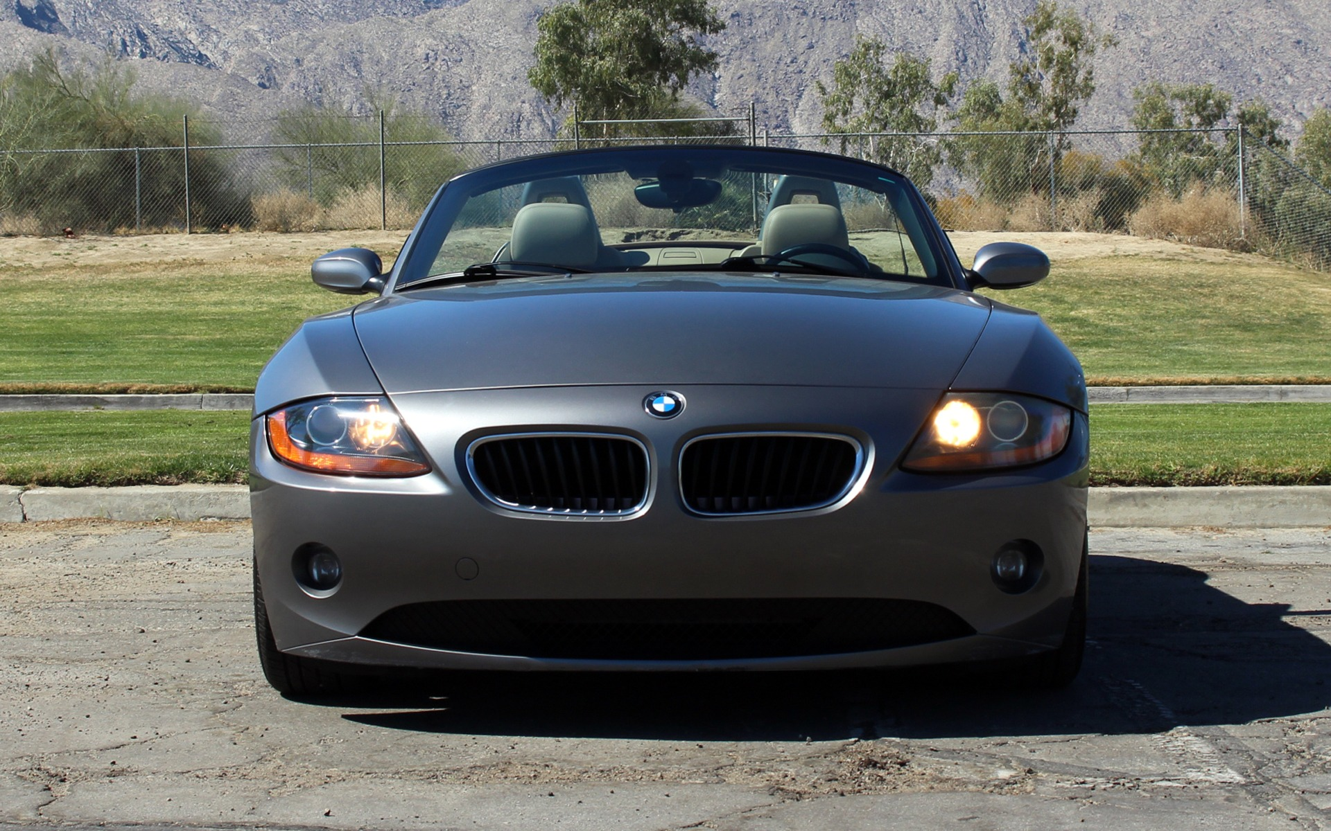 2003 Bmw Z4 2 5i Stock Bm156 For Sale Near Palm Springs Ca Ca Bmw Dealer