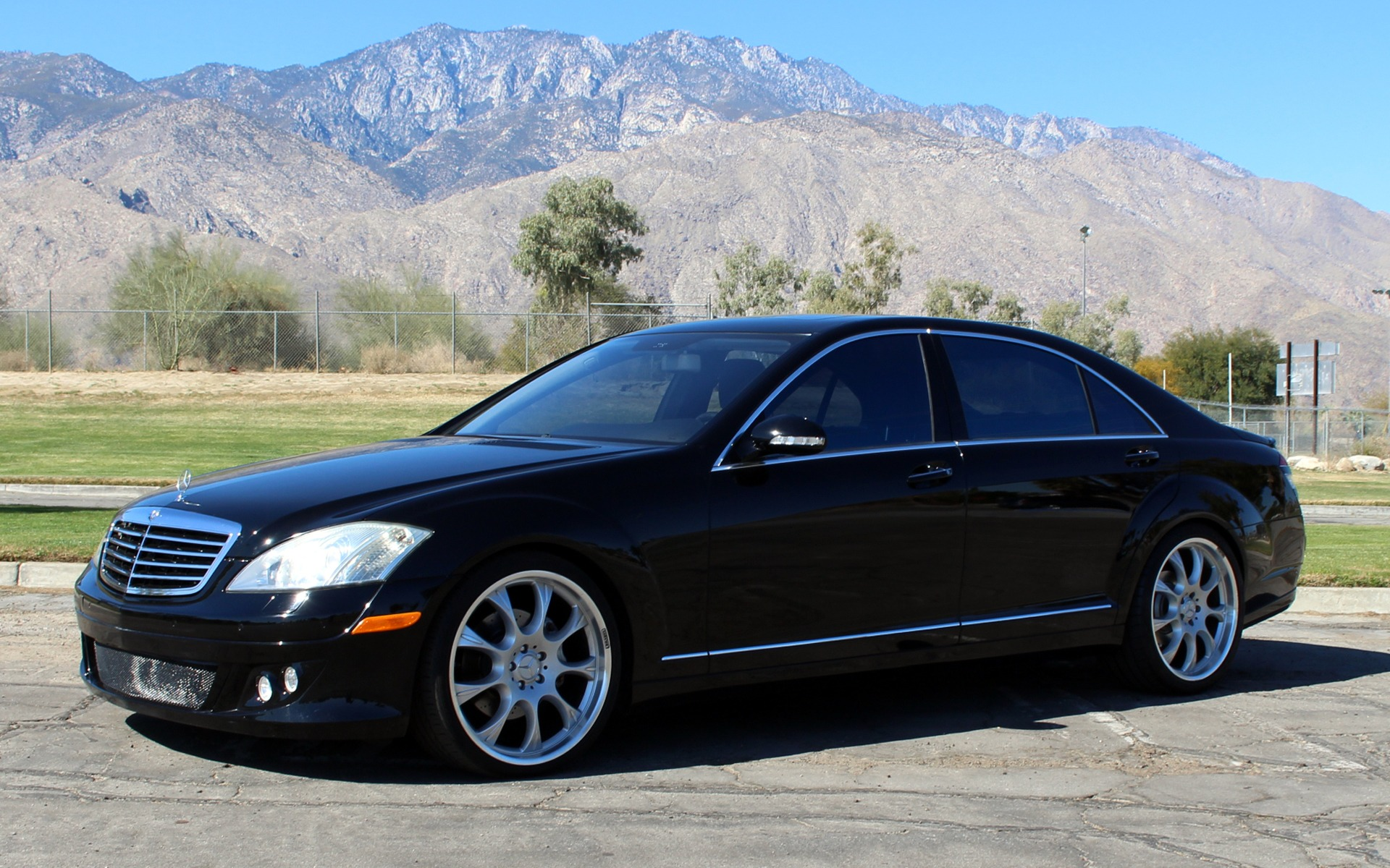 2008 Mercedes-Benz S-Class S 550 Stock # M896 for sale ...