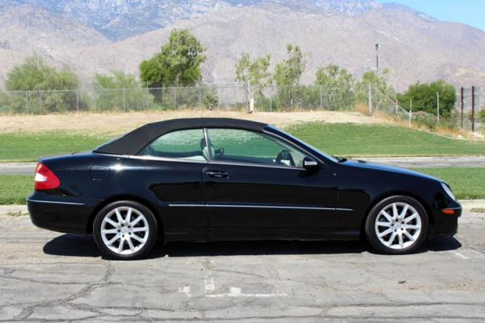 2007 Mercedes-Benz CLK 350 Cabriolet Stock # M887 for sale ...
