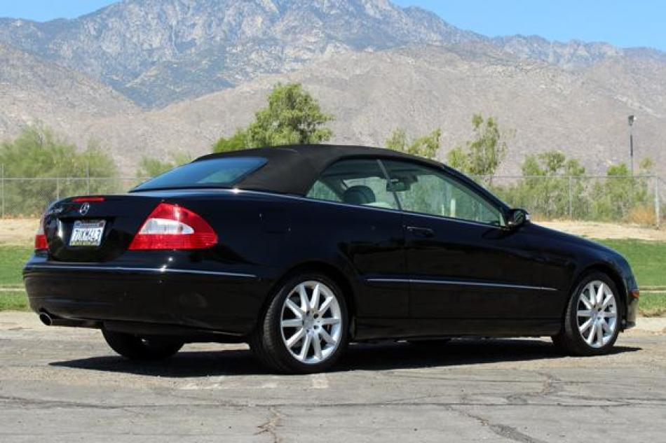 2007 Mercedes-Benz CLK 350 Cabriolet Stock # M887 for sale ...