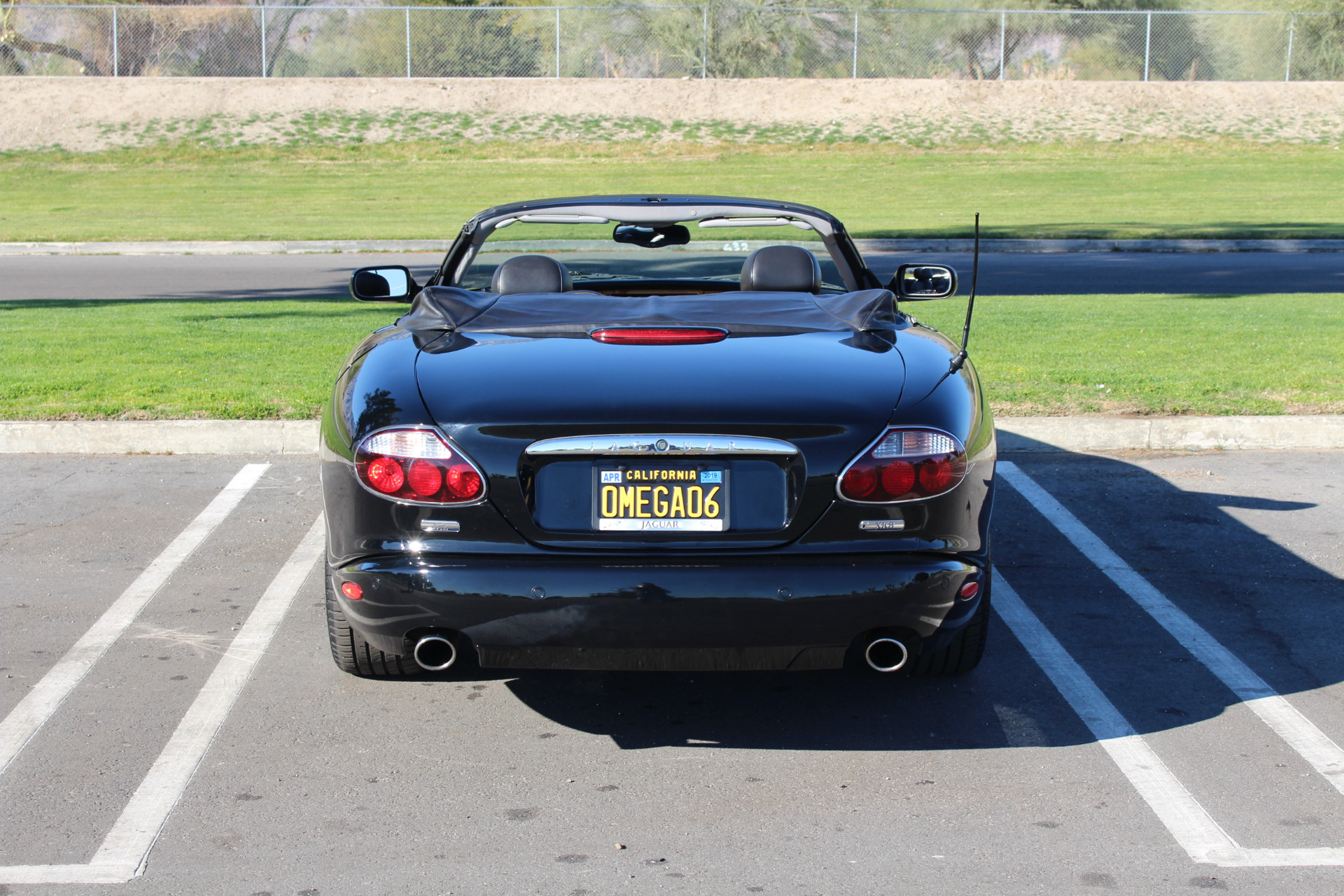 2006 Jaguar XK-Series Victory Edition XK8 Stock # JO261 ...
