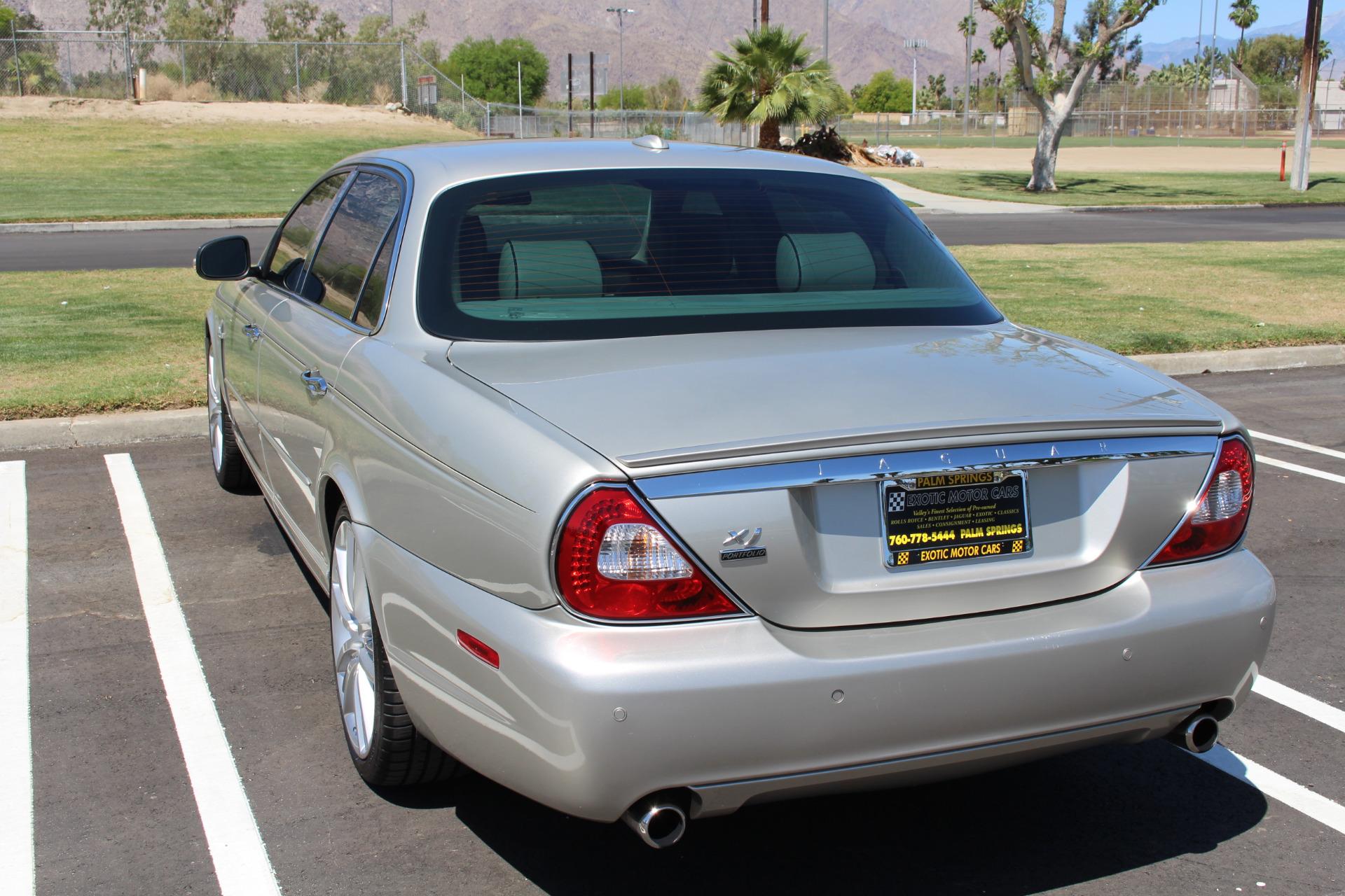 Used 2009 Jaguar XJ Super V8 Portfolio