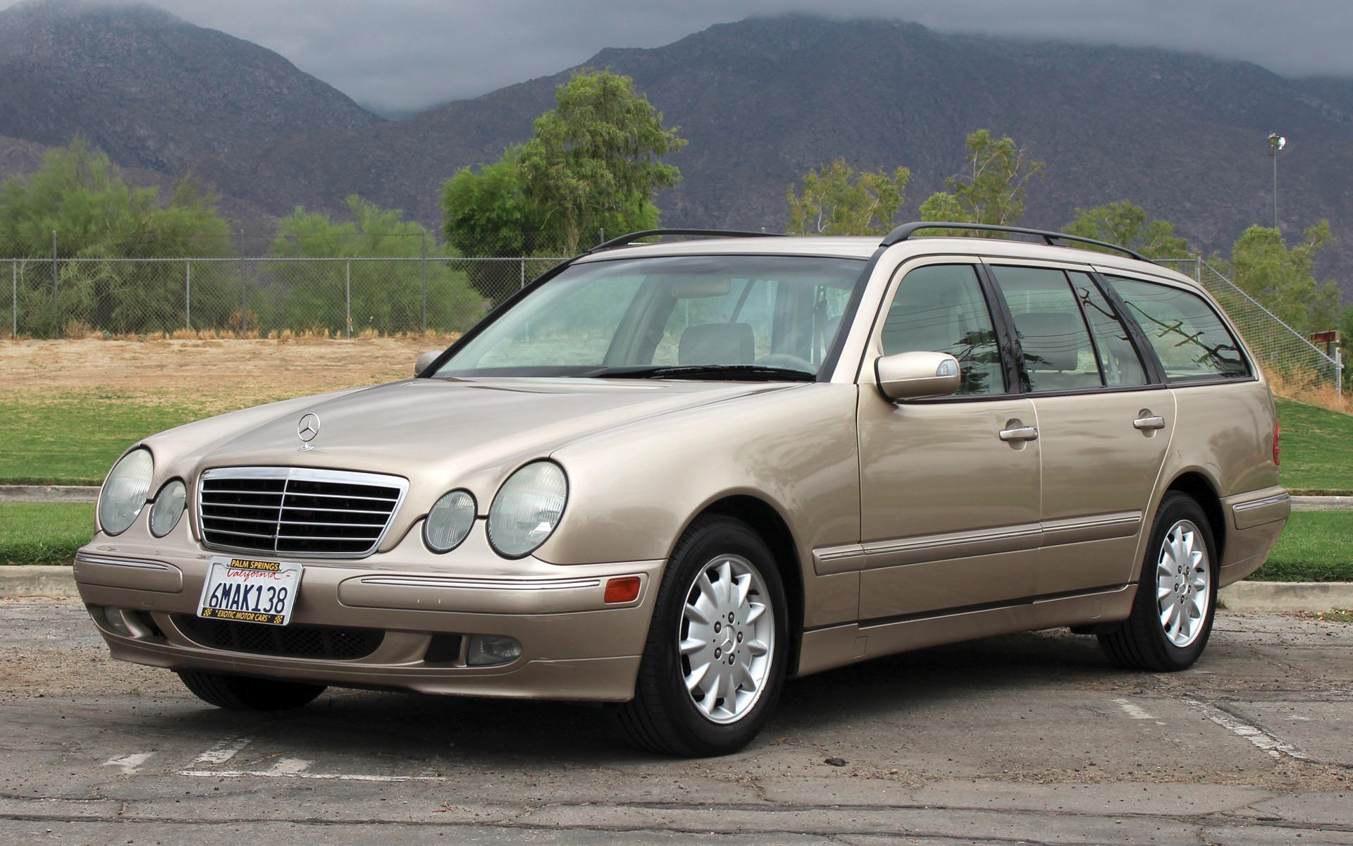 2000 mercedes benz e class e 320 stock m886 for sale for Mercedes benz 2000 e320