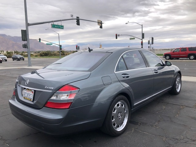 2007 Mercedes Benz S Class S 550 4MATIC Stock M901 for sale near