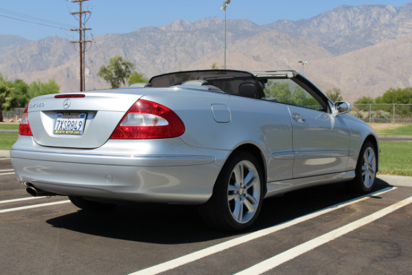 Used 2008 Mercedes-Benz CLK CLK 350 | Palm Springs, CA