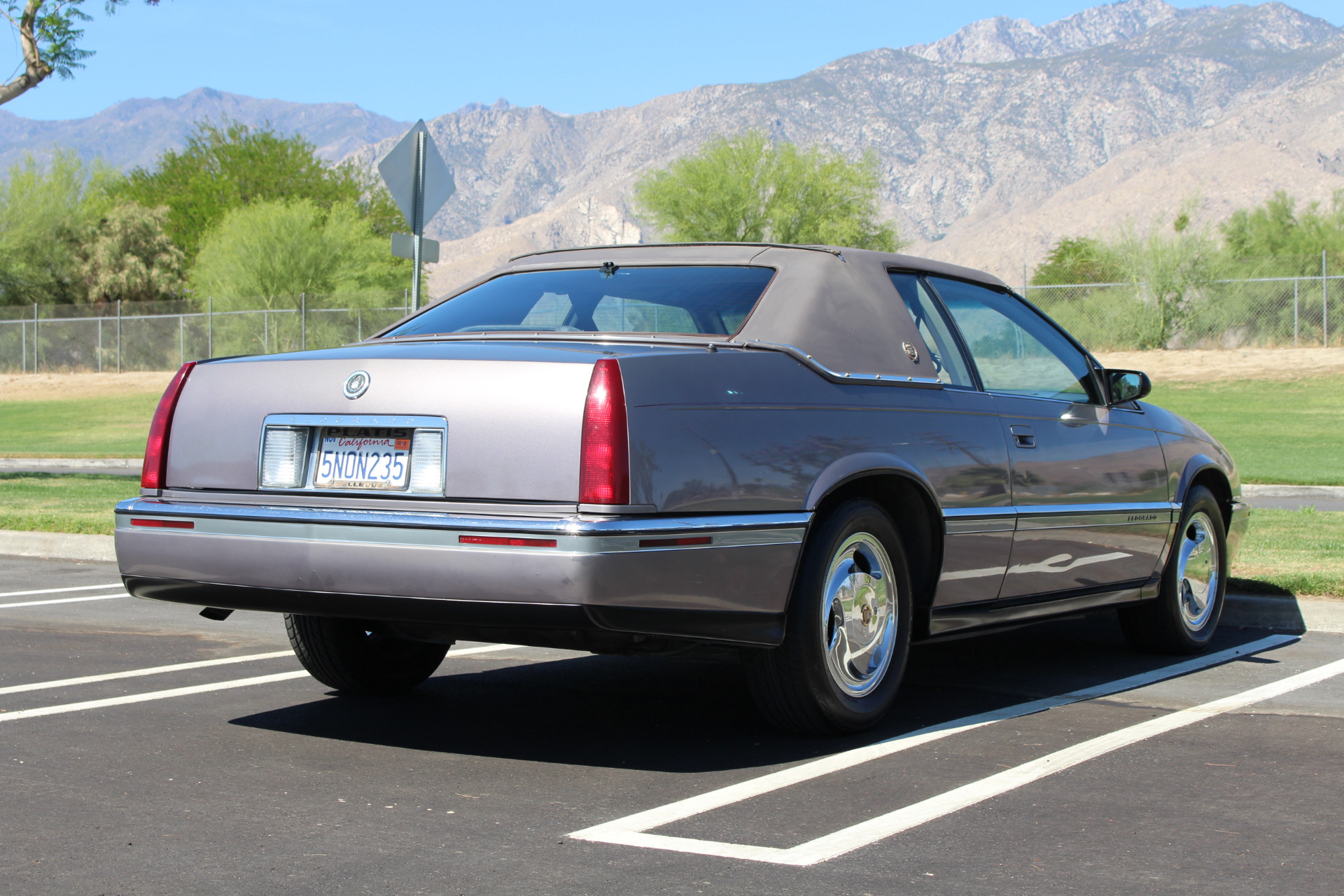 1992 cadillac eldorado stock ca431 for sale near palm springs ca ca cadillac dealer 1992 cadillac eldorado stock ca431