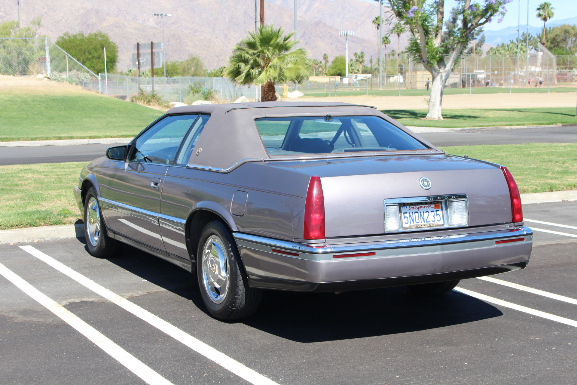 1992 Cadillac Eldorado Stock Ca431 For Sale Near Palm