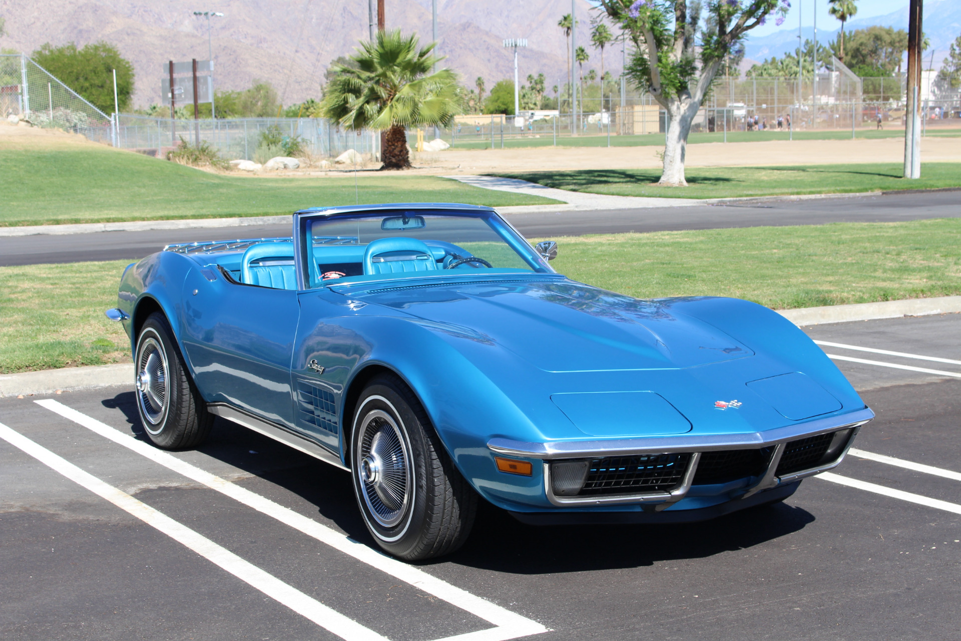 1970 Chevrolet Corvette Stingray Stock CH258 for sale near Palm